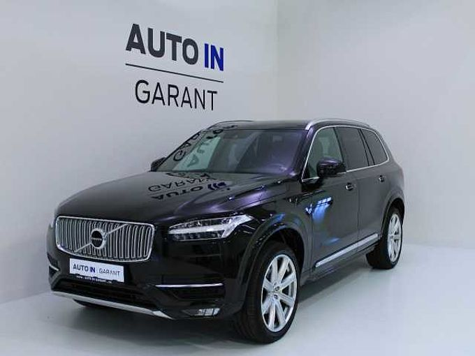 Volvo XC90 D5, Inscription,7míst, servis,173kW, záruka
